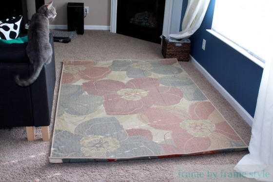 Threshold rug