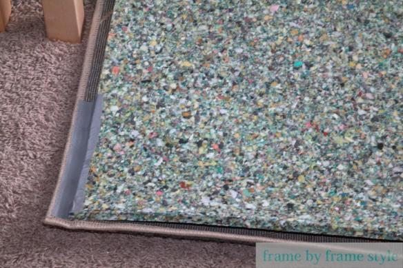 carpet pad/rug