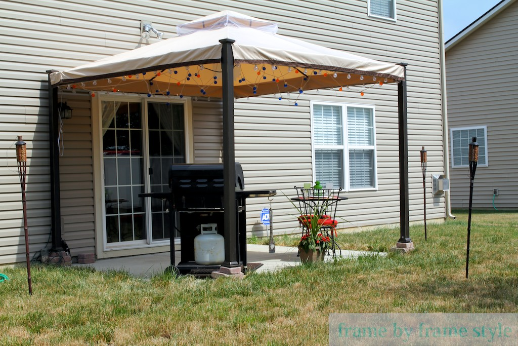 10x10 patio ideas medium size of gazebo ideas steel canopy gazebo outdoor backyard lawn deck patio - Gazebo Patio Ideas
