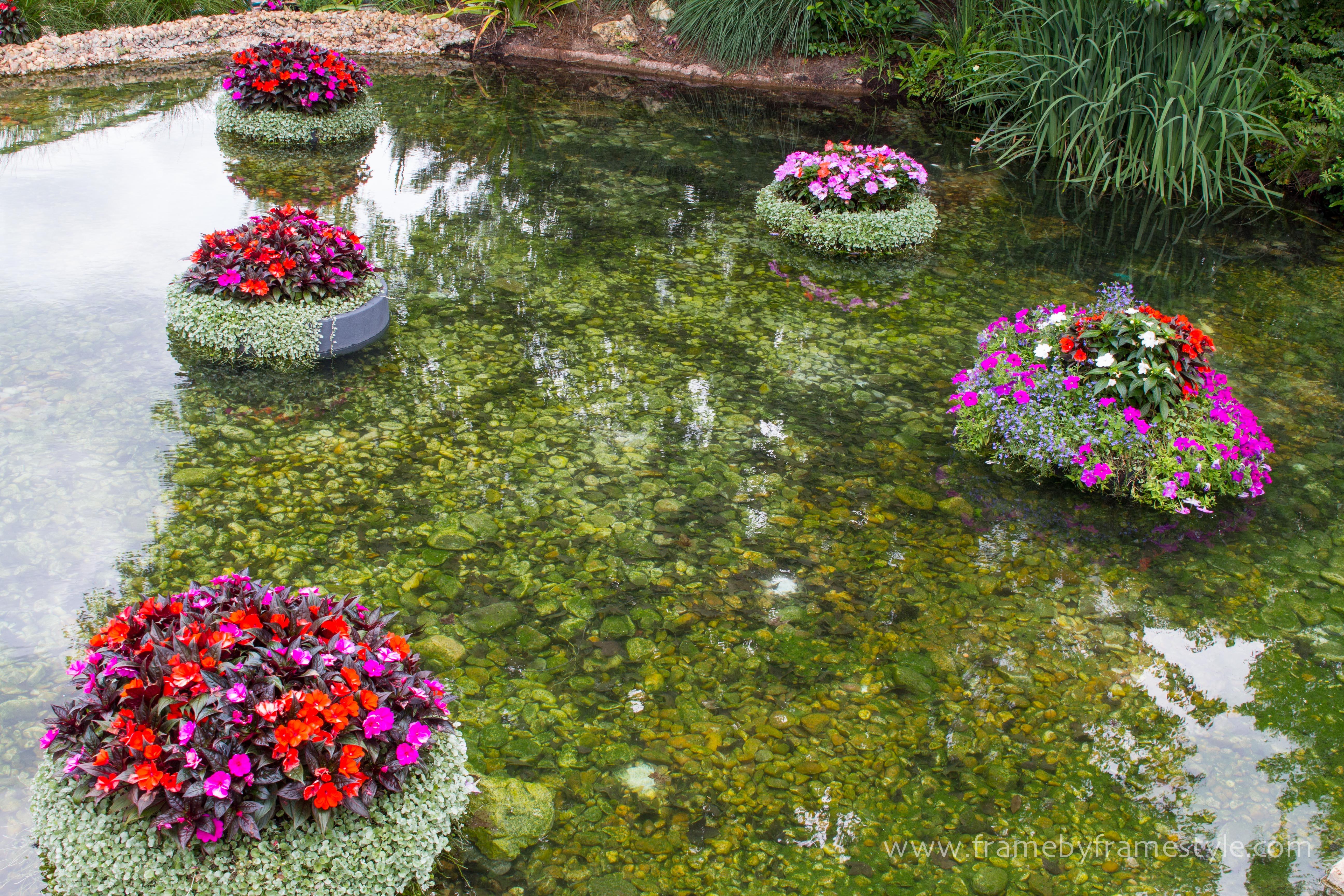Uncategorized for Floating plant pots